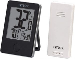 Thermometer for chicken coops